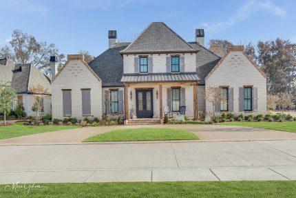 Louisiana Custom Built Home